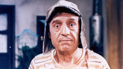 chaves surpreso