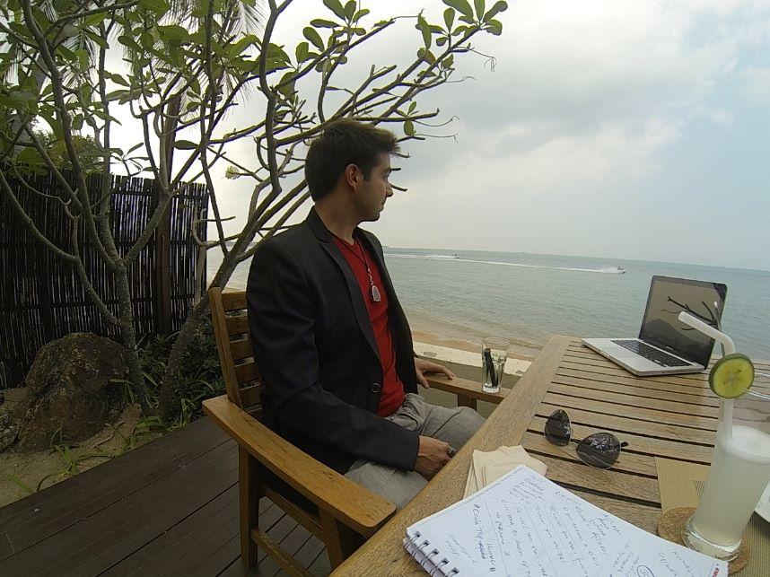 marcus lucas libertação digital trabalhar na praia negocio digital